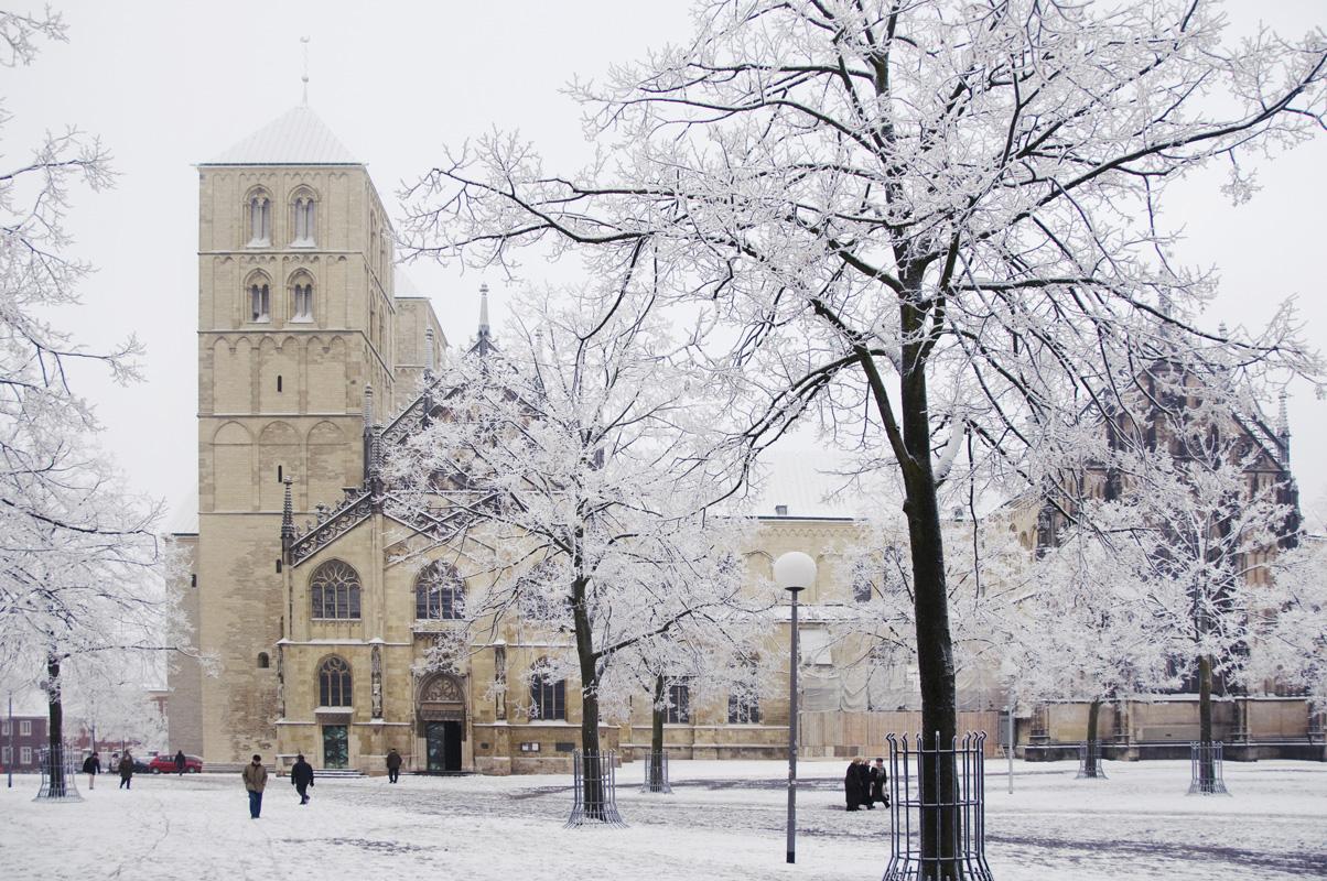 Dom St. Paulus im Schnee, Münster