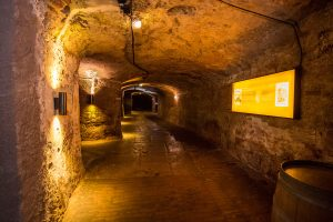 Historische Felsengänge Nürnberg