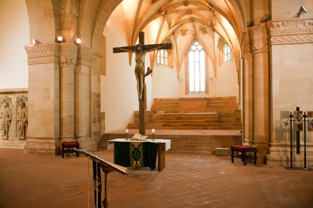 Kloster Lorch, Klosterkirche