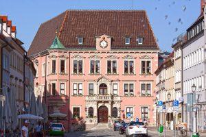 Kaufbeuren, Rathaus