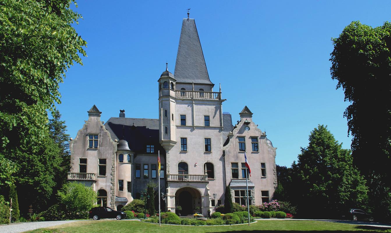Schloss Tremsbüttel bei Bad Oldesloe