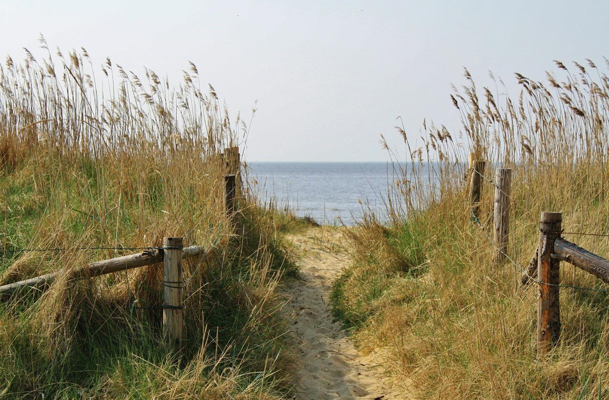 Strandweg Cuxhaven