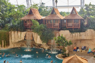 Tropical Islands, Juniorsuiten