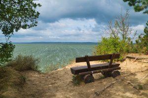 Meerblick auf Usedom