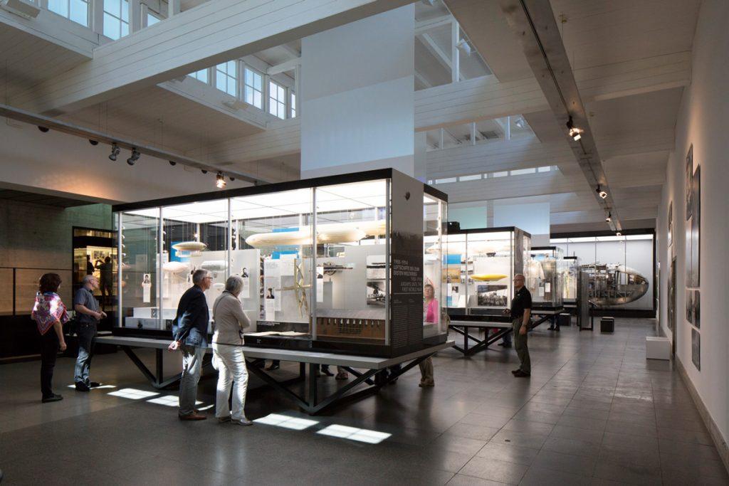 Dauerausstellung, 2013, Zeppelin Museum