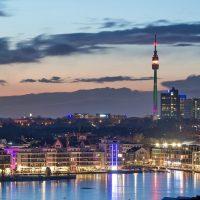 Stadtansicht Dortmund