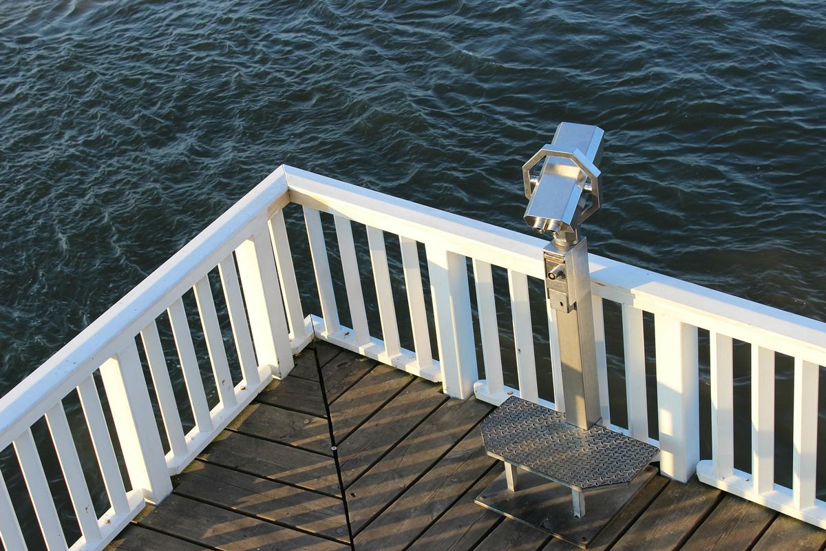 Aussichtsplattform Alte Liebe Cuxhaven
