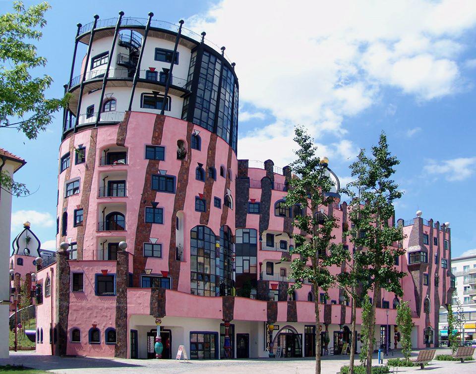 Das artHOTEL Magdeburg in der Grünen Zitadelle