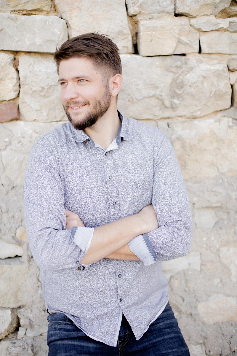 Benjamin Maerz, Porträt