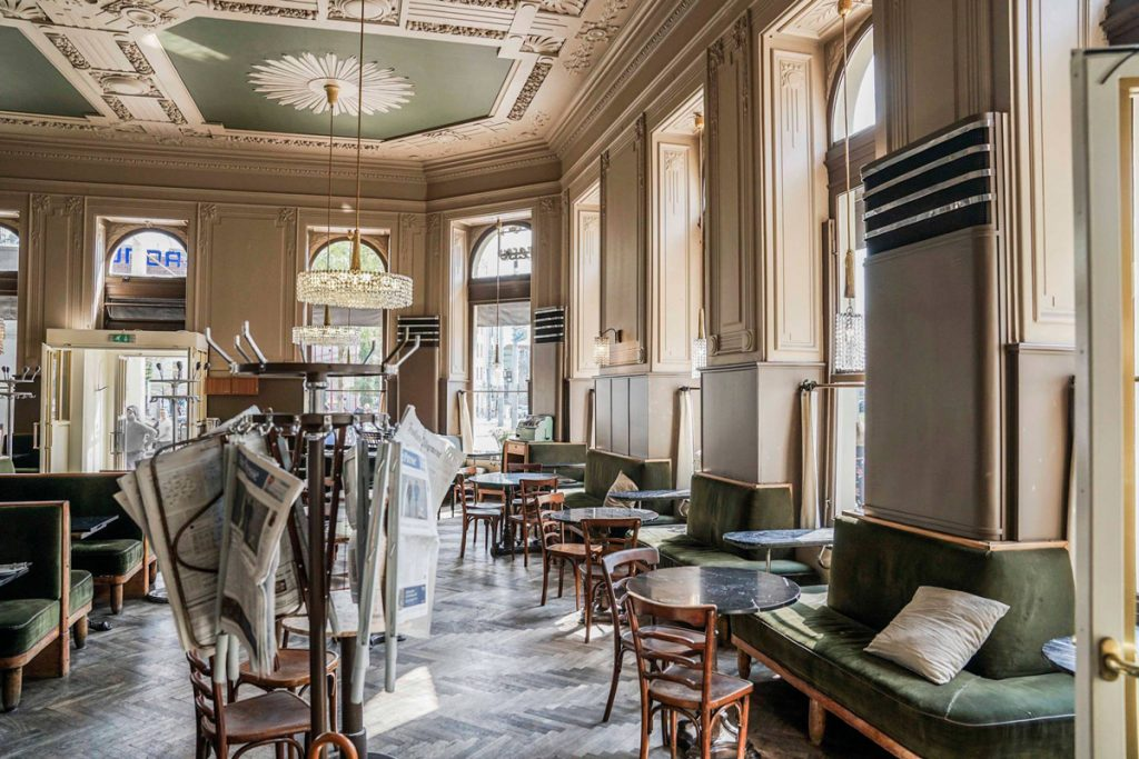 Café Westend Wien