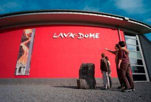 Lava-Dome Mendig, Vulkanpark Eifel