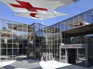 Rotkreuzmuseum Genf, Atrium