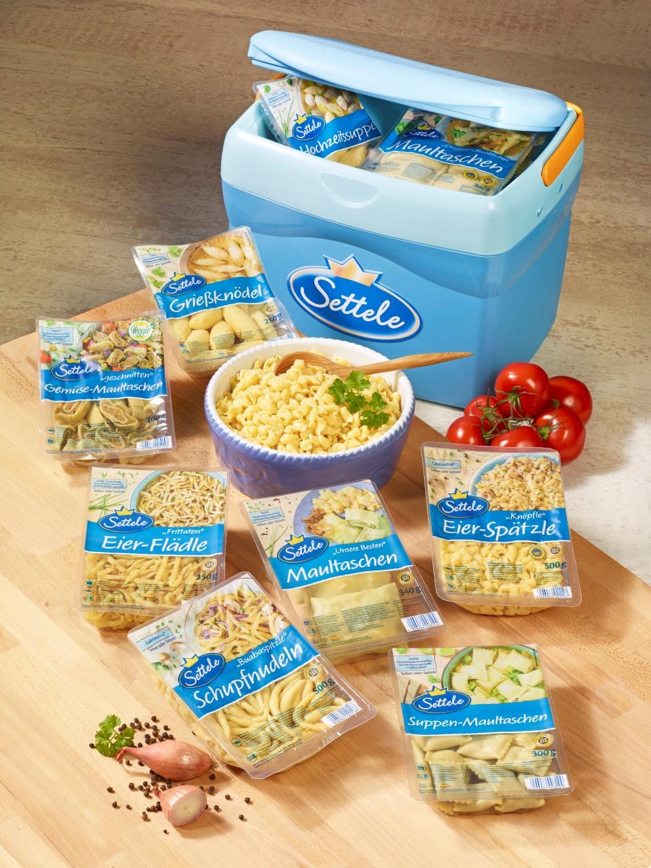Settele Kühlbox mit Settele Produkten - Ostergewinnspiel - Ostermontag