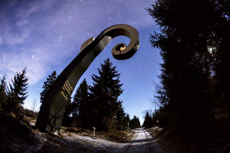 WaldSkulpturenWeg Wittgenstein