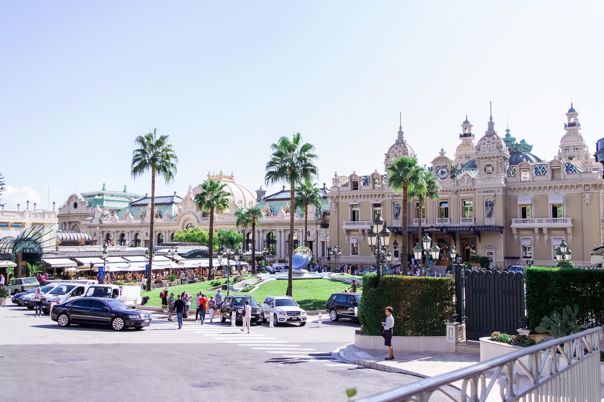Casino Monte Carlo bei Tag