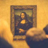 Kunstwerk Mona Lisa