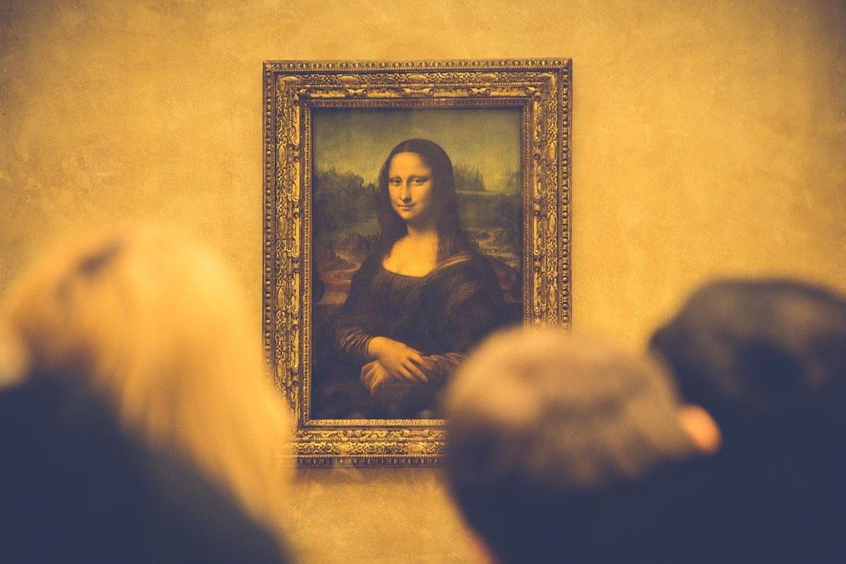 Kunstwerk Mona Lisa - Kunstwerke