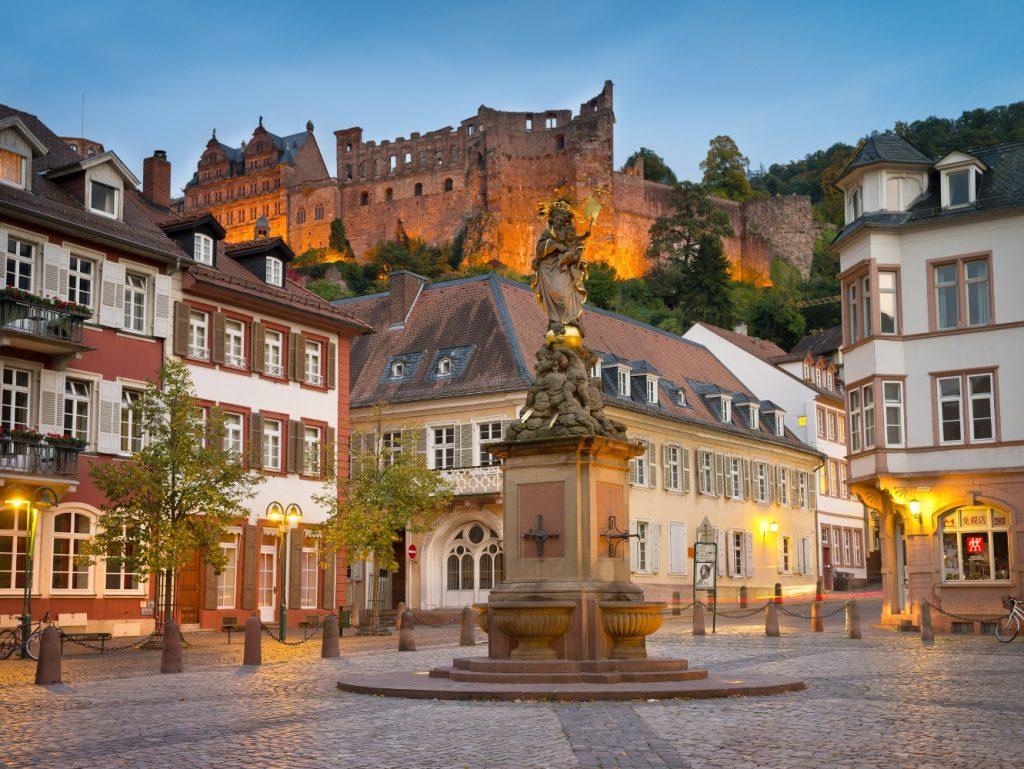 Der Europäische Hof Heidelberg - Angebote
