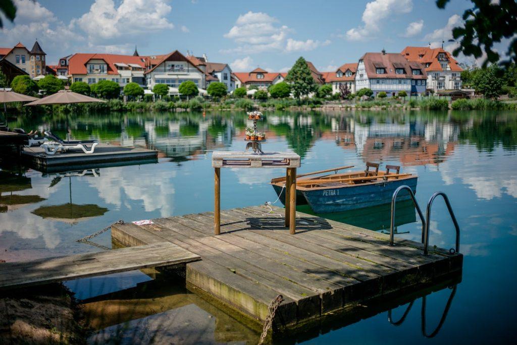 Ein ganz besonderer Ort - Seehotel Niedernberg