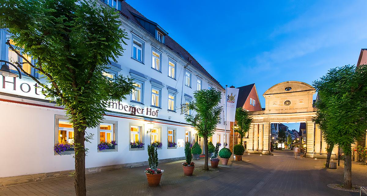 Württemberger Hof, Außenansicht
