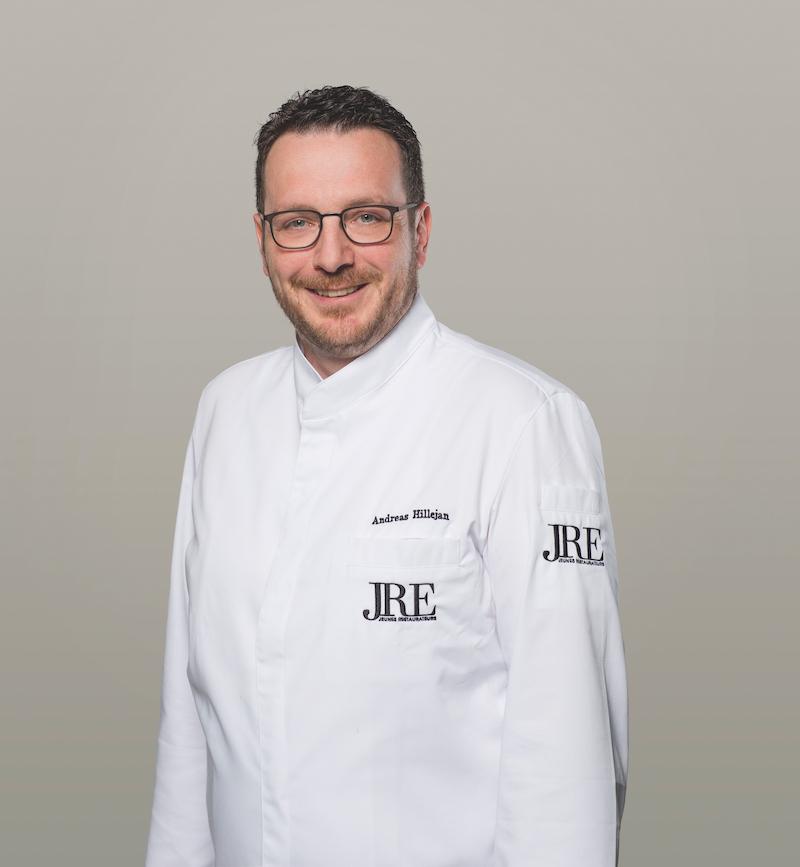Portrait Andreas Hillejan