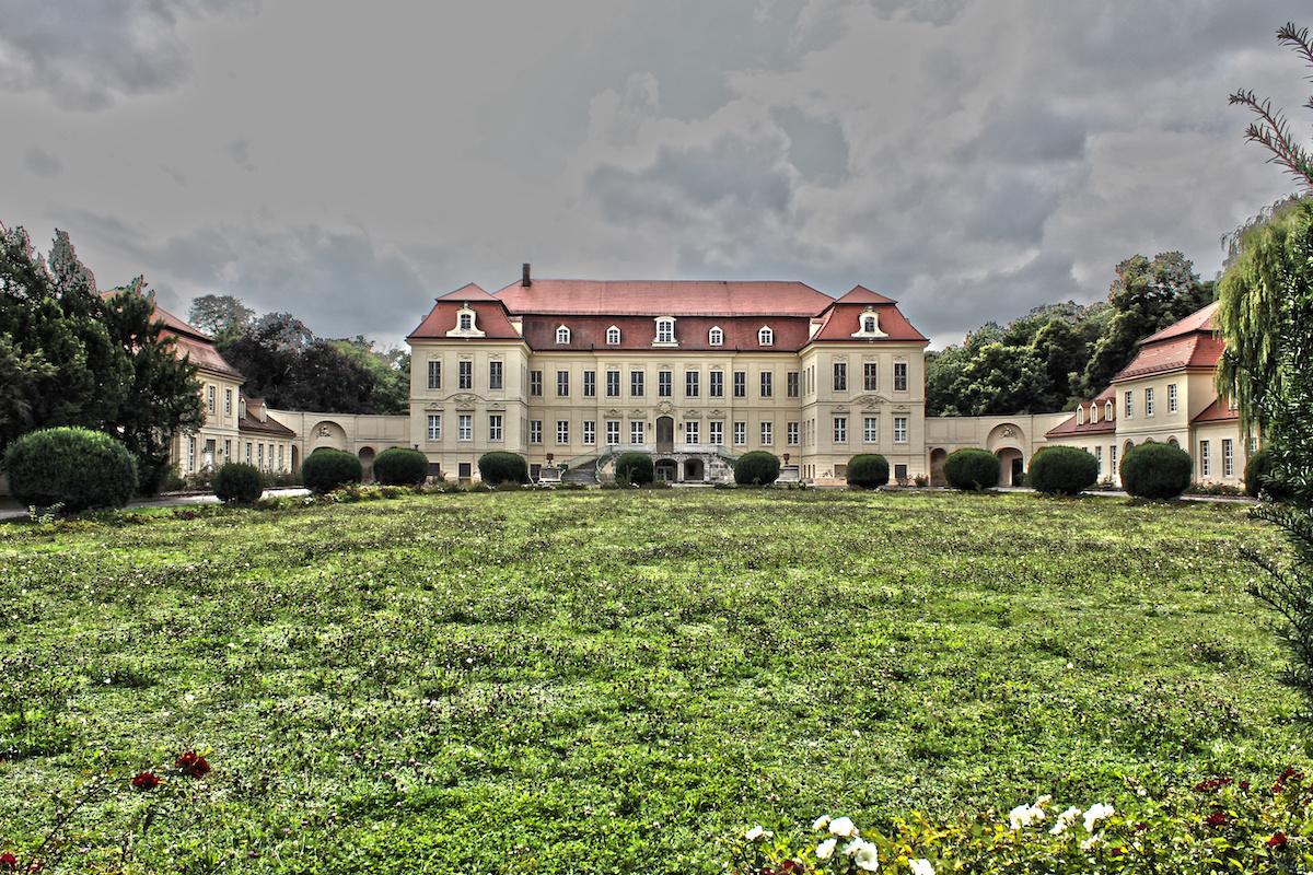 Schloss Nischwitz - Mulderadweg