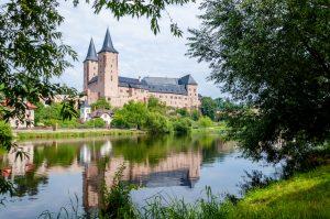 Schloss Rochlitz - Mulderadweg