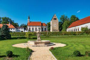 Kloster Wessobrunn, König-Ludwig-Weg