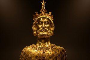 Dom Aachen Karl der Grosse