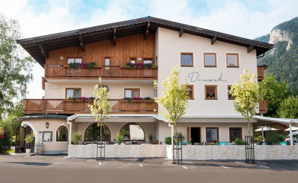 Mit dem E-Bike durch die sagenhafte Tiroler Bergwelt | Gasthaus Hotel Dresch