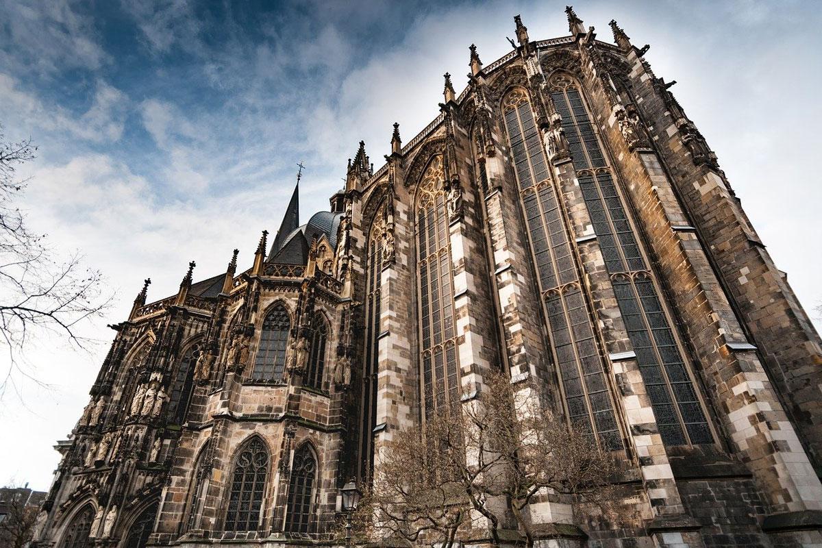 Hoher Dom zu Aachen