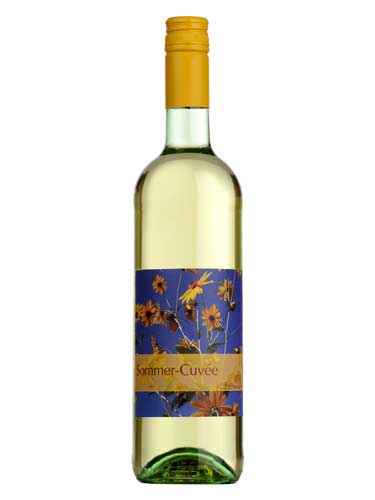 """Weißwein """"Sommer-Cuvée"""", Winzergenossenschaft Kallstadt"""