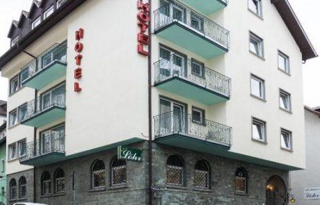 Außenansicht Hotel Löhr in Baden-Baden