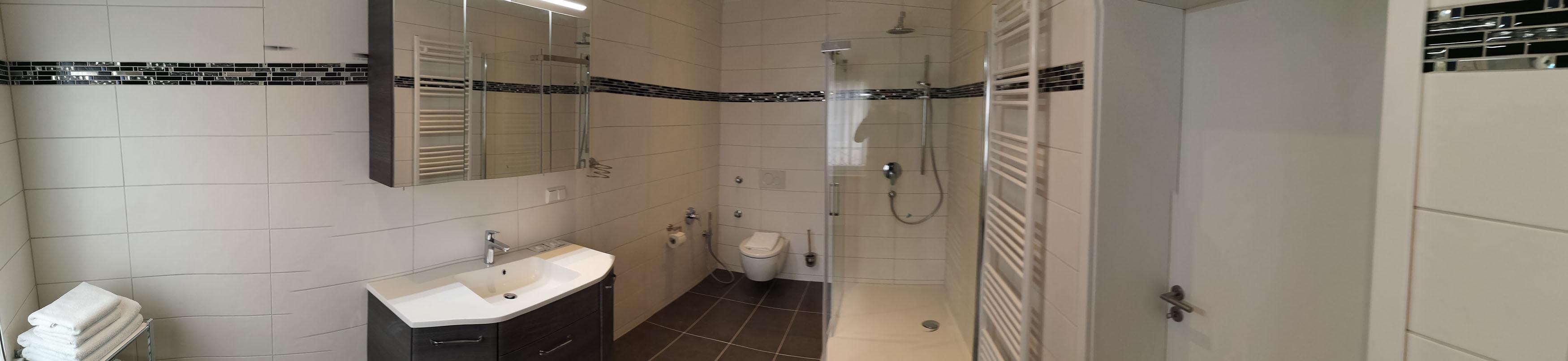 Hotel Löhr, Badezimmer