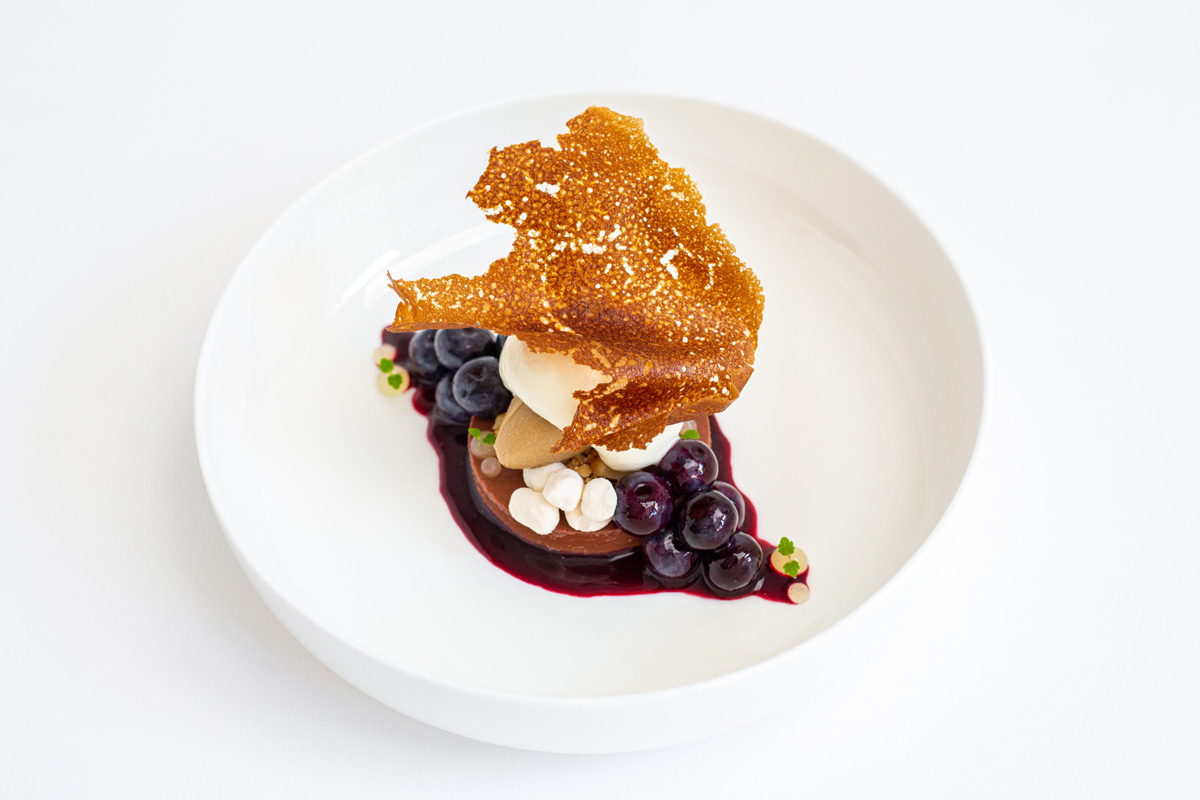 David Höller, Foodbild © Restaurant noVa, Hotel-Restaurant Römerhof