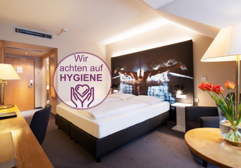 Doppelzimmer Erikson Hotel