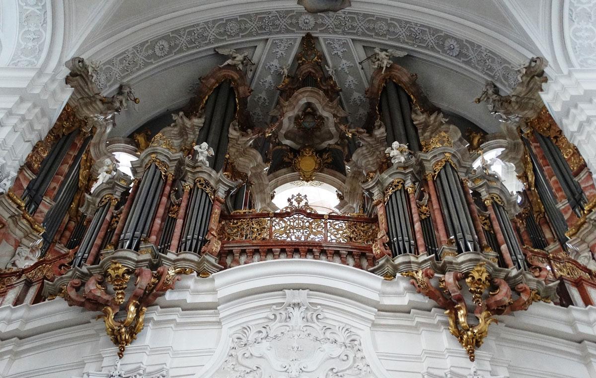 Joseph Gabler Orgel Basilika