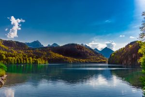 Alpsee im Ostallgäu