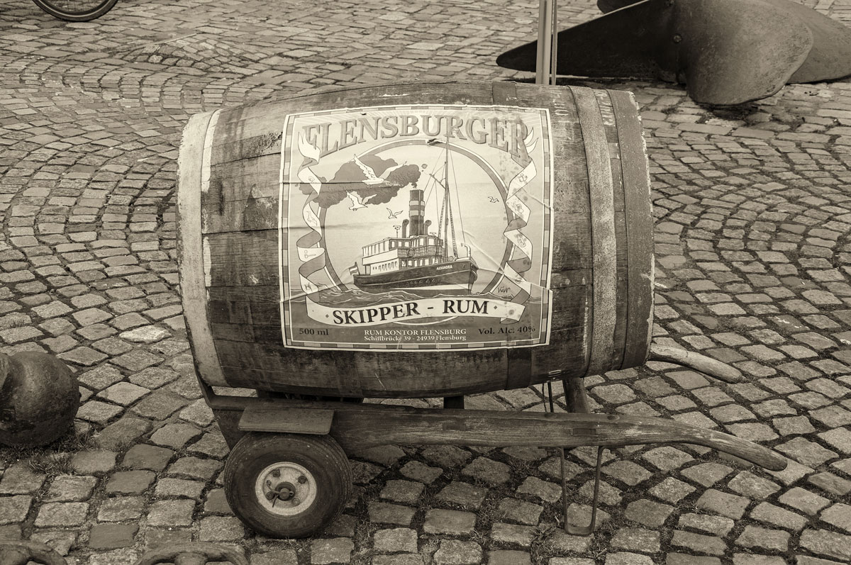 Flensburger Rumfass