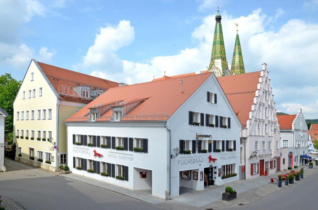Hotel Fuchsbräu: Erholung im Altmühltal