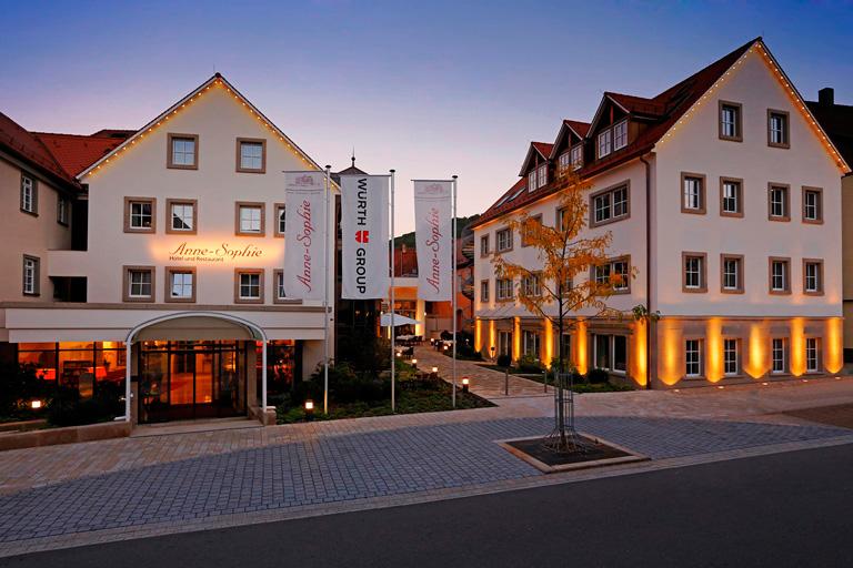 NeiGschmeckt² | Hotel-Restaurant Anne-Sophie