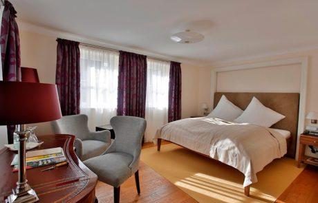Zimmer, Hotel-Restaurant Anne-Sophie