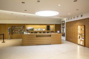 Innenansicht Kunstmuseum Ahrenshoop