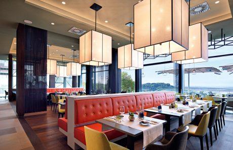Restaurant Panoramahotel Waldenburg