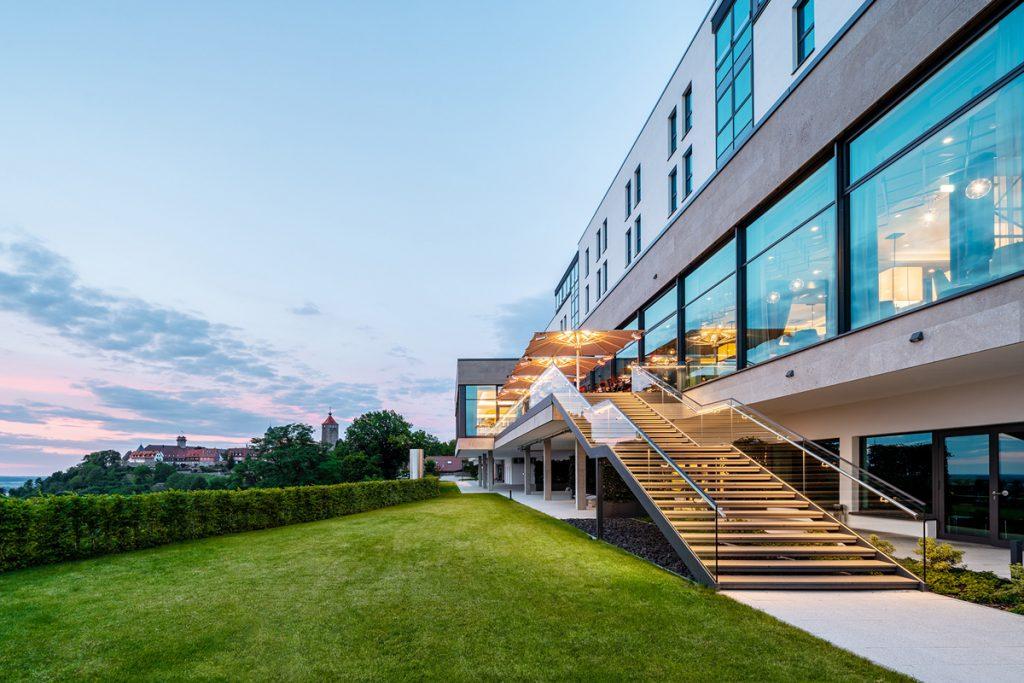 Auszeit mit Aussicht | Panoramahotel Waldenburg