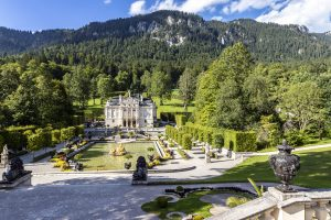 Schloss Linderhof - Spitzenwanderweg