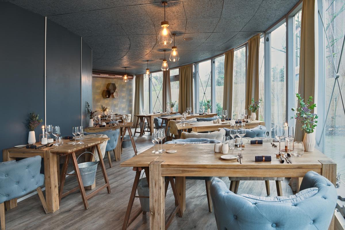 Tony Hohlfeld, Restaurant Jante