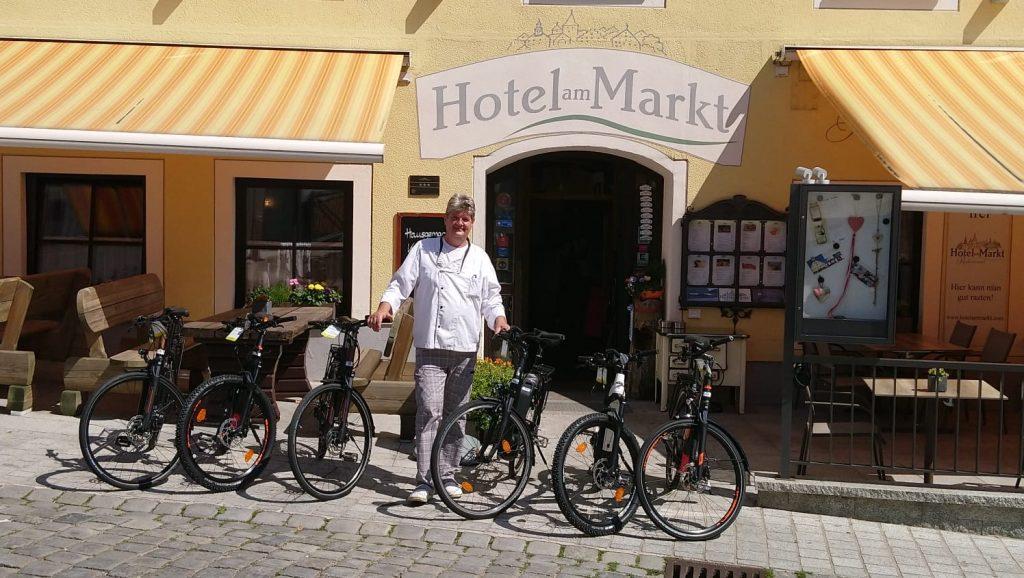 Radeln und E-Biken im Altmühltal | Hotel am Markt
