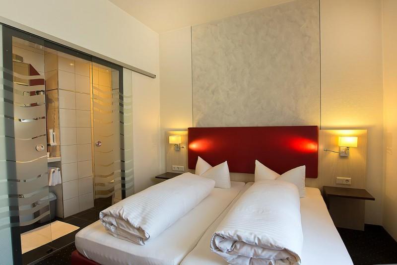 Doppelzimmer im Hotel am Markt in Greding