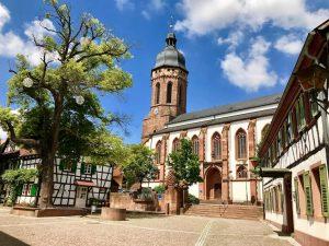 Kandel, Rheinland-Pfalz - Kraut-und-Rüben-Radweg